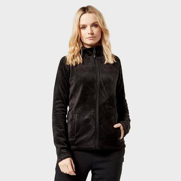 Black Hi Tec Women's Fisher Fleece