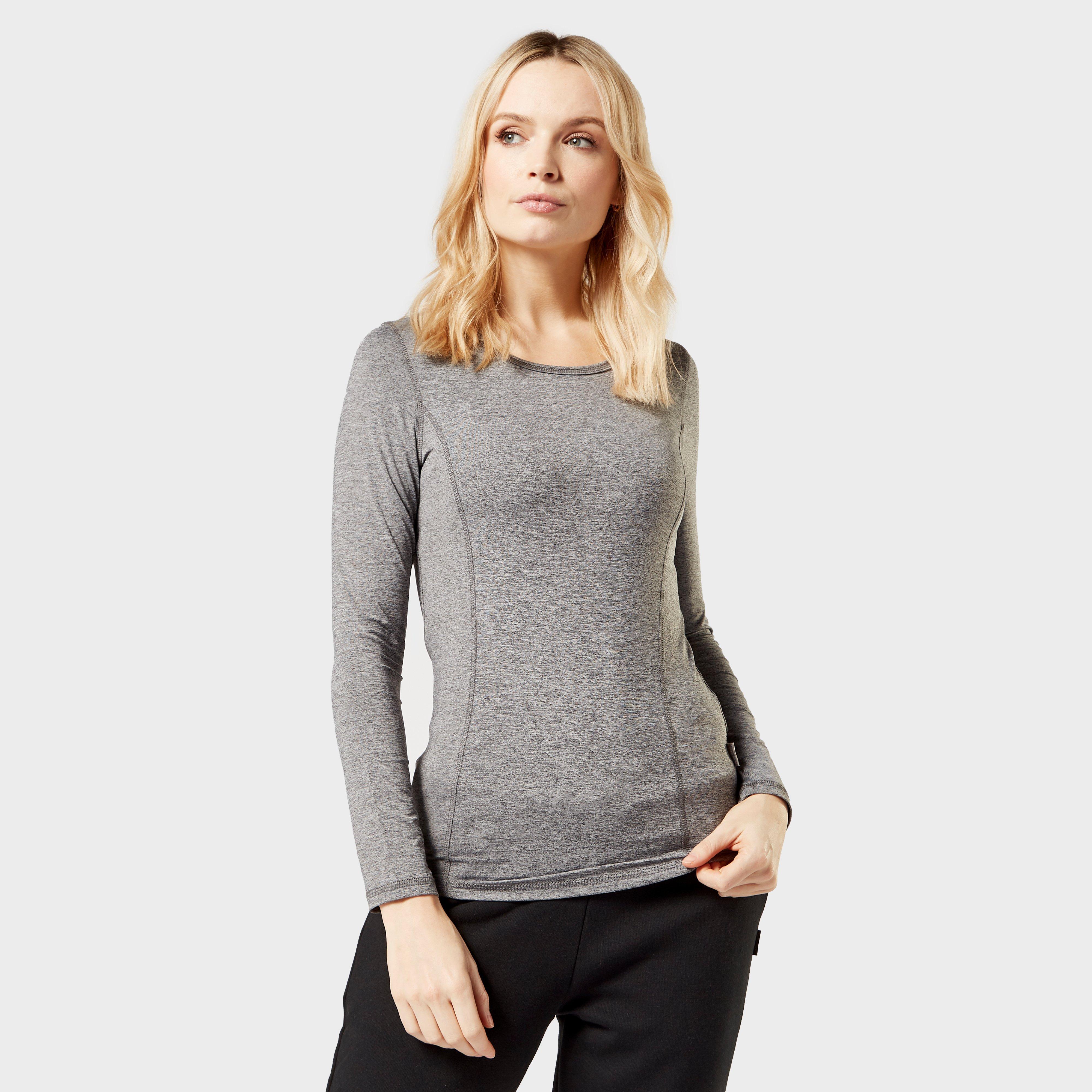 Hi Tec Hi Tec Womens Elle Technical T-Shirt - Grey, Grey