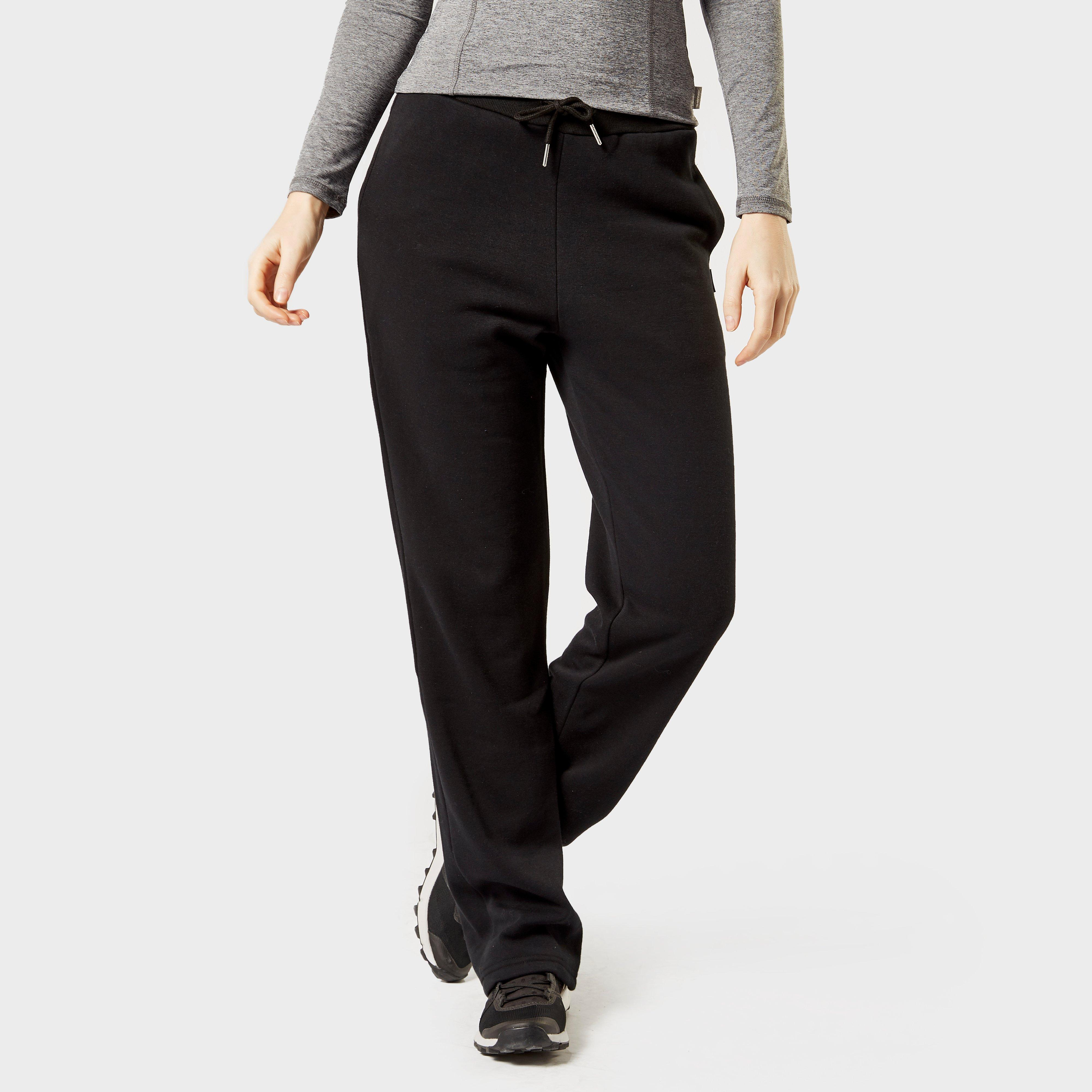 Hi Tec Hi Tec womens Giselle Fleece Pants - Black, Black