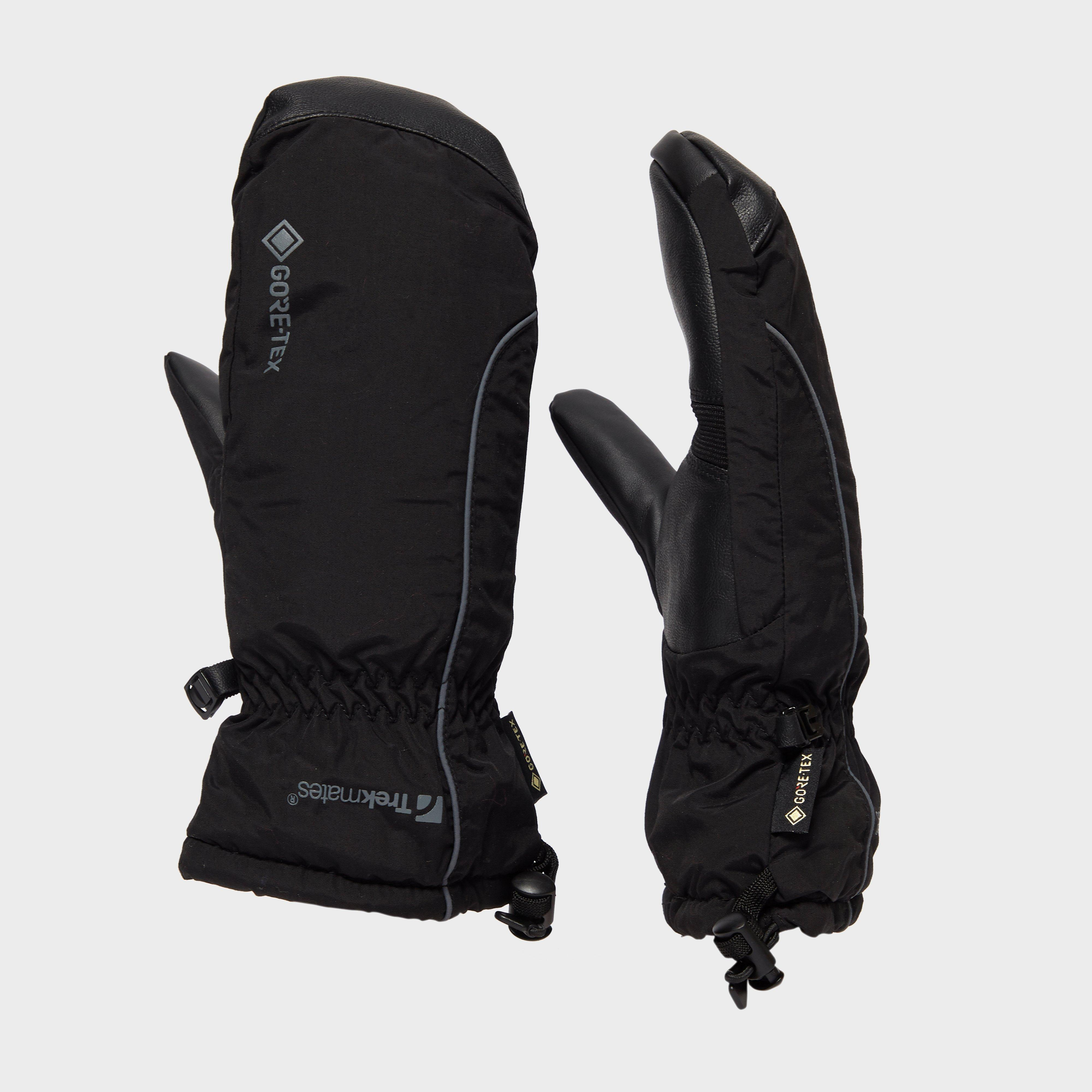 Trekmates Trekmates GORE-TEX Chamonix Mitts - Black, Black