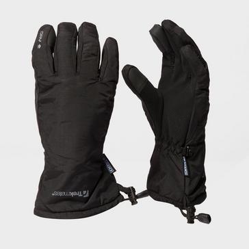 Black Trekmates Men's Beacon Gloves