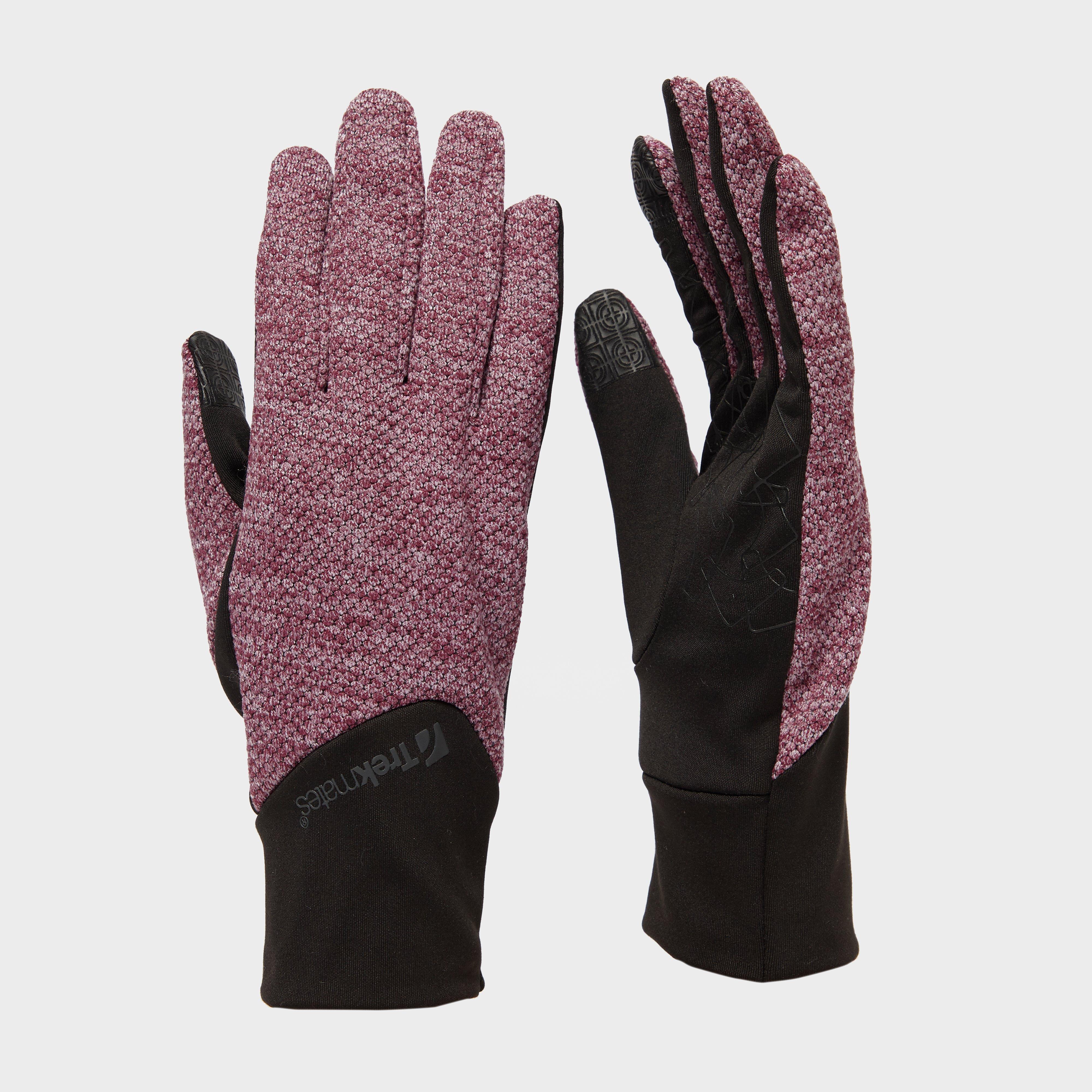 Trekmates Trekmates Harland Gloves - Purple, Purple