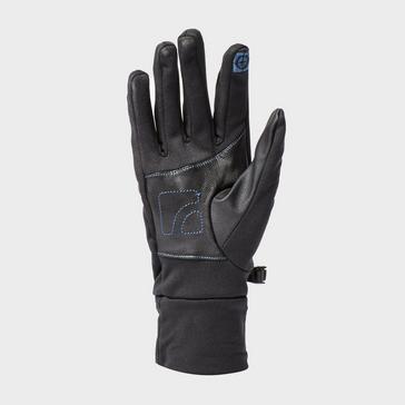 Black Trekmates Men's Ullscarf Gloves