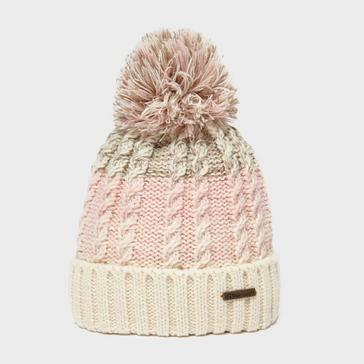 Pink Trekmates Elsie Knit Hat
