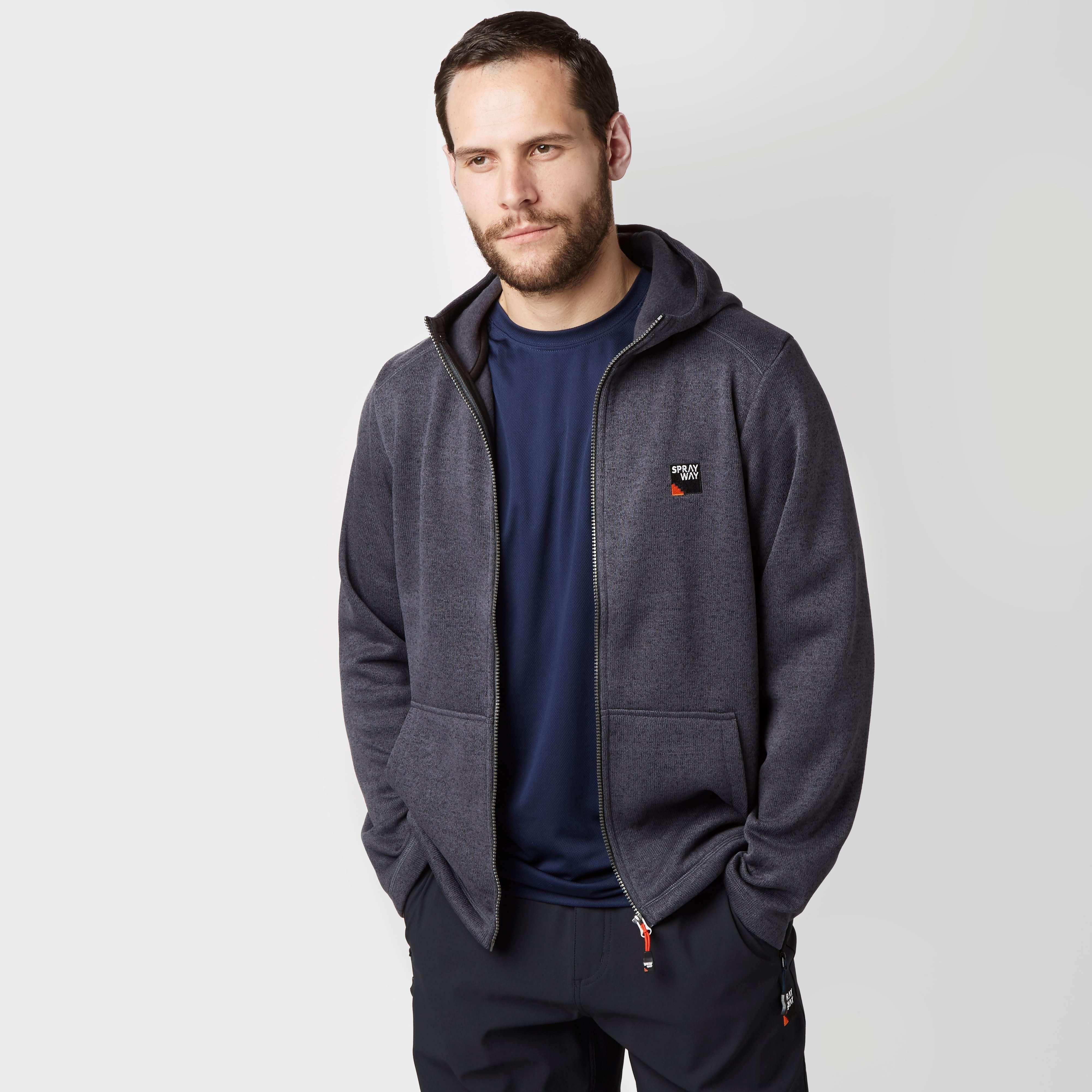SPRAYWAY Men's Trek Full-Zip Fleece