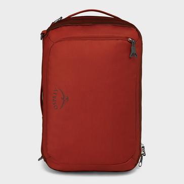 Red Osprey Transporter Global Carry-On 36 litre Rucksack