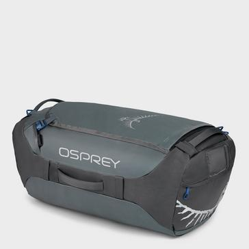 Dark Grey Osprey Transporter 65 Litre Holdall