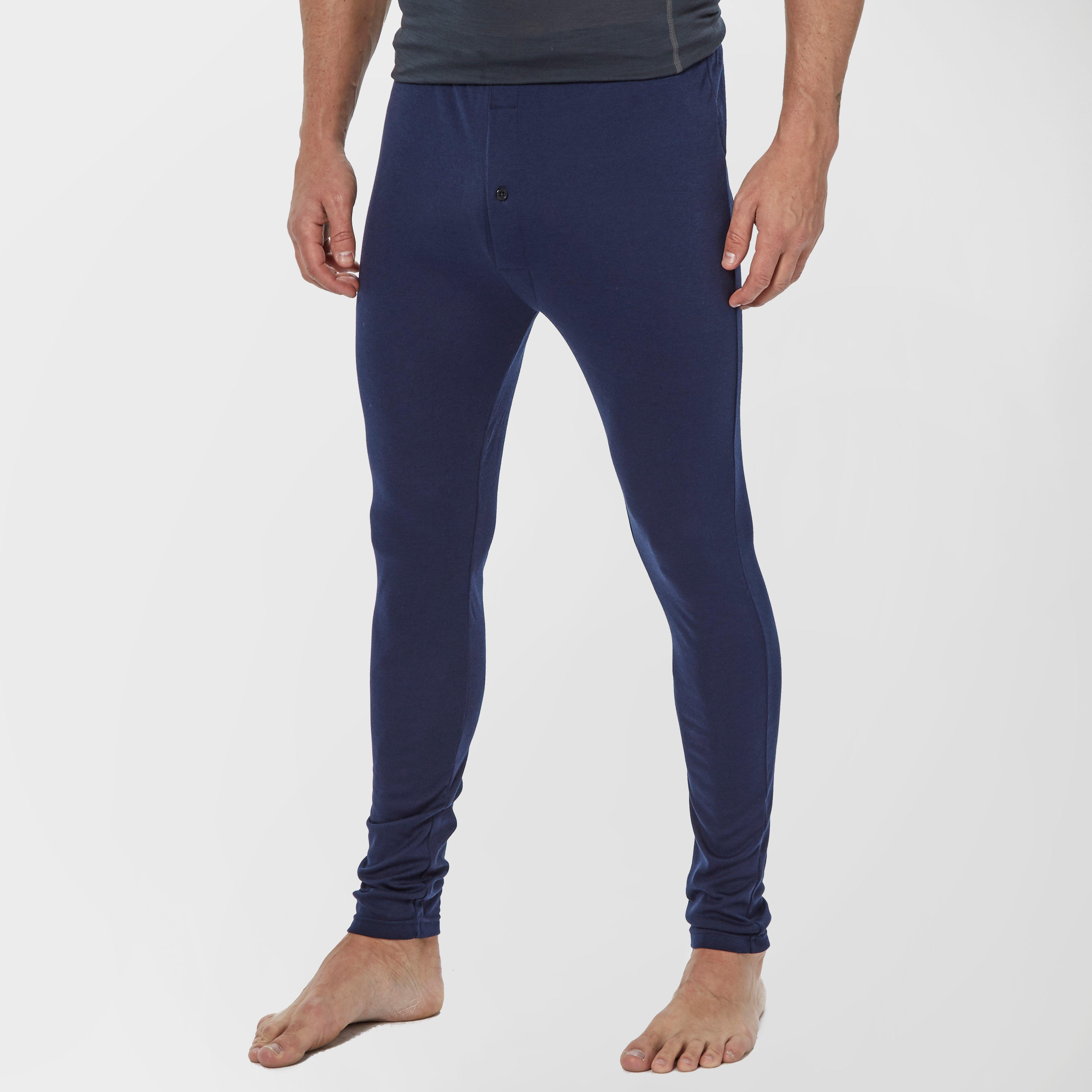 Image of Peter Storm Men's Thermal Baselayer Pants - Navy/Nvy, Navy/NVY