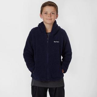 Kids' Teddy Hooded Fleece