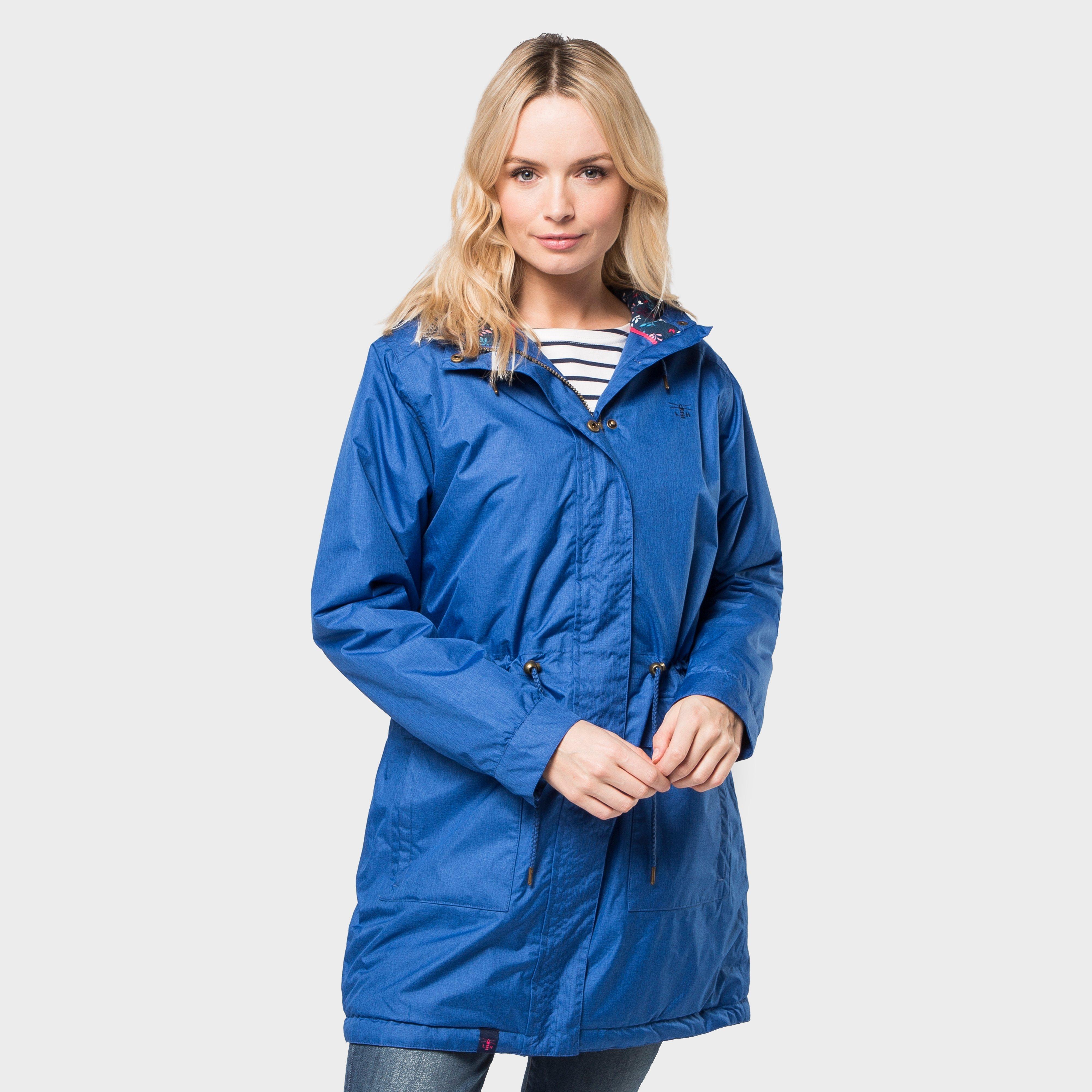 Lighthouse Lighthouse womens Lauren Waterproof Jacket - Blue, Blue