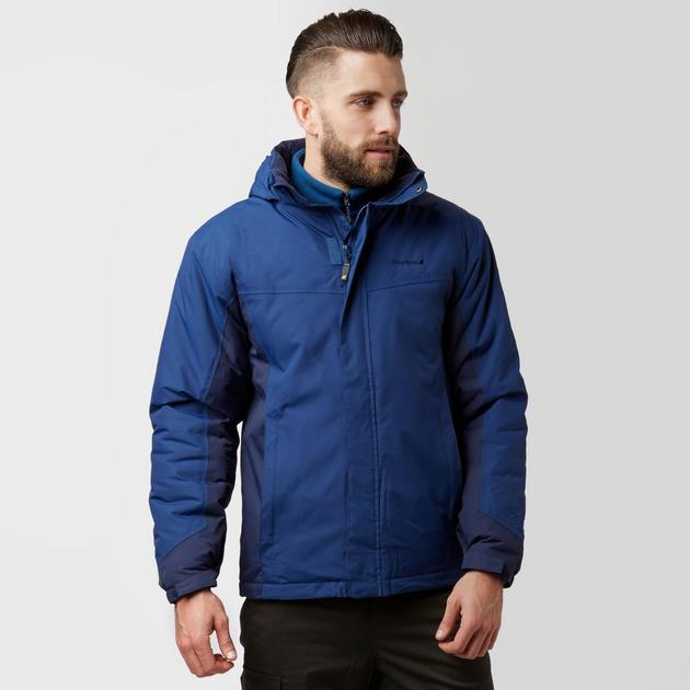 Men's Insulated Panel Jacket
