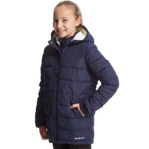 PETER STORM Girls' Katie Long Insulated Jacket