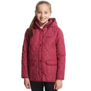 PETER STORM Girl's Jenni Quilted Jacket