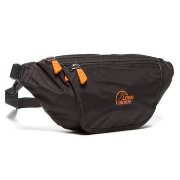 Black Lowe Alpine Belt Pack