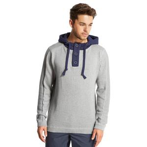 ONE EARTH Men's Button Hoody