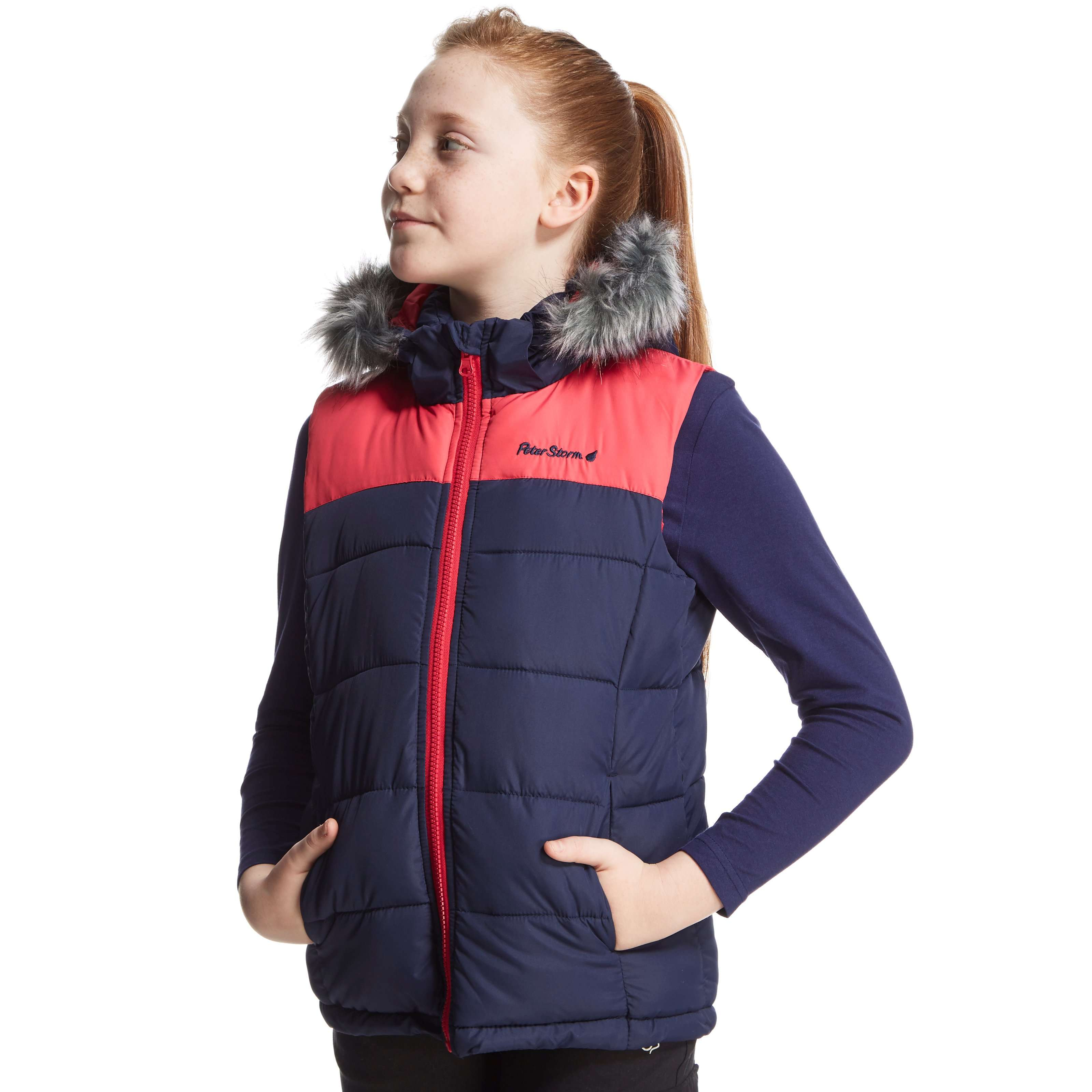 PETER STORM Girls' Willow Gilet