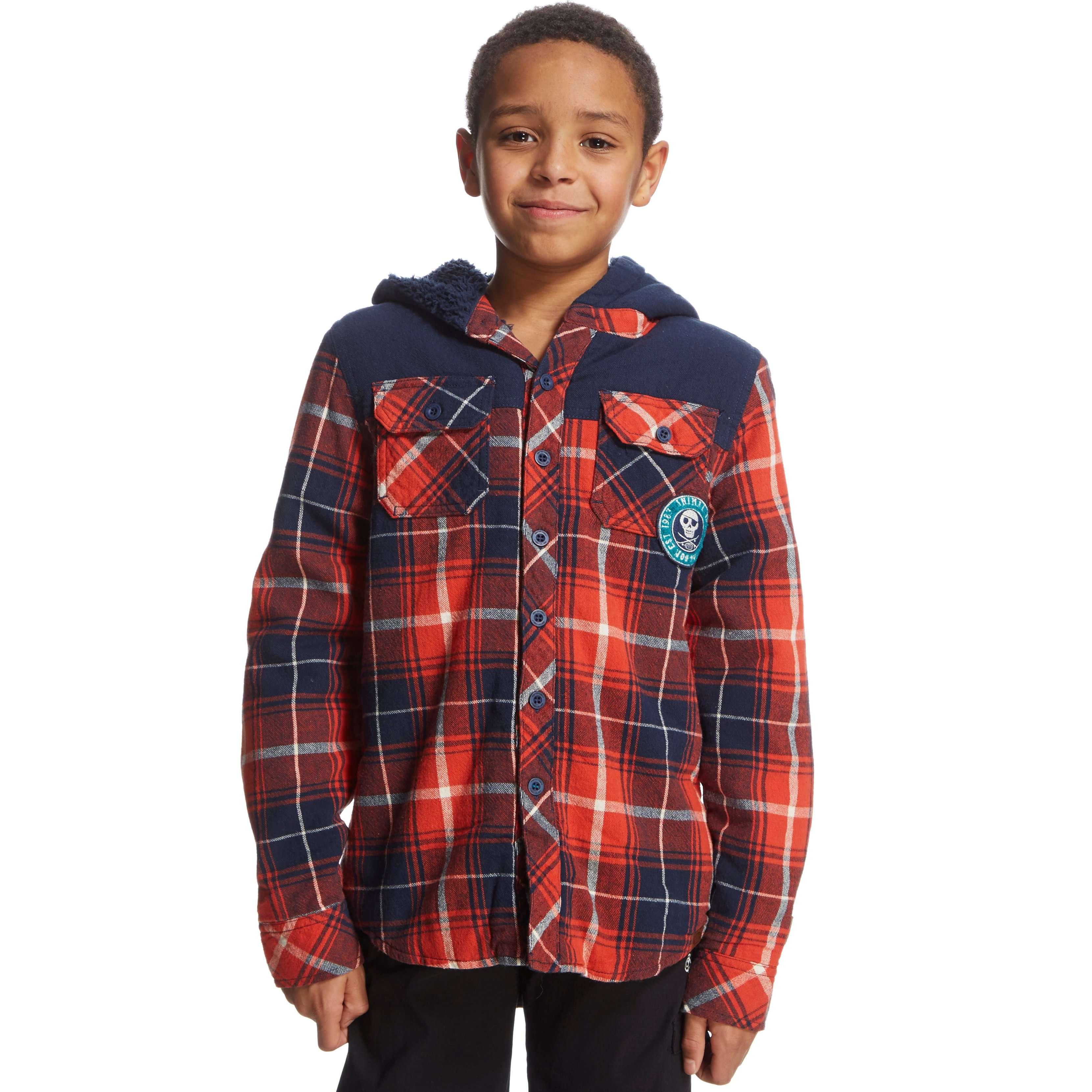 ANIMAL Boys Lumberjack Shirt