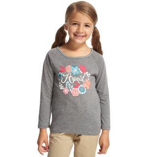 Girls Rosie Posie Long Sleeve T-Shirt