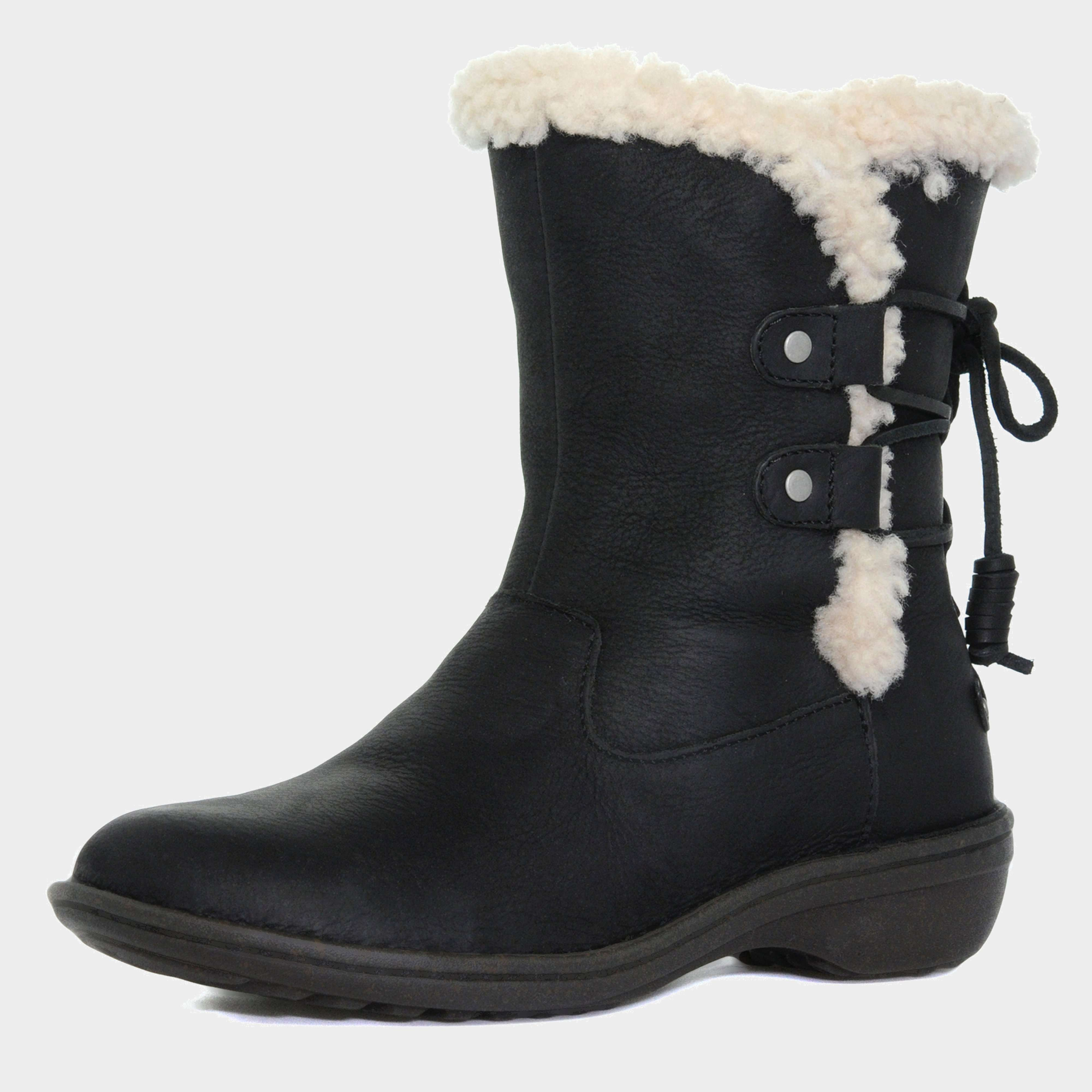 UGG Women's Akadia Leather Winter Boot