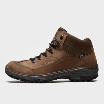 Brown Scarpa Men's Cyrus Mid GORE-TEX® Boot