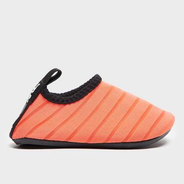 ORANGE Wilton Bradley Yello Kids' Water Shoes