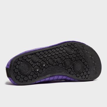 PURPLE Wilton Bradley Yello Adult Water Shoe