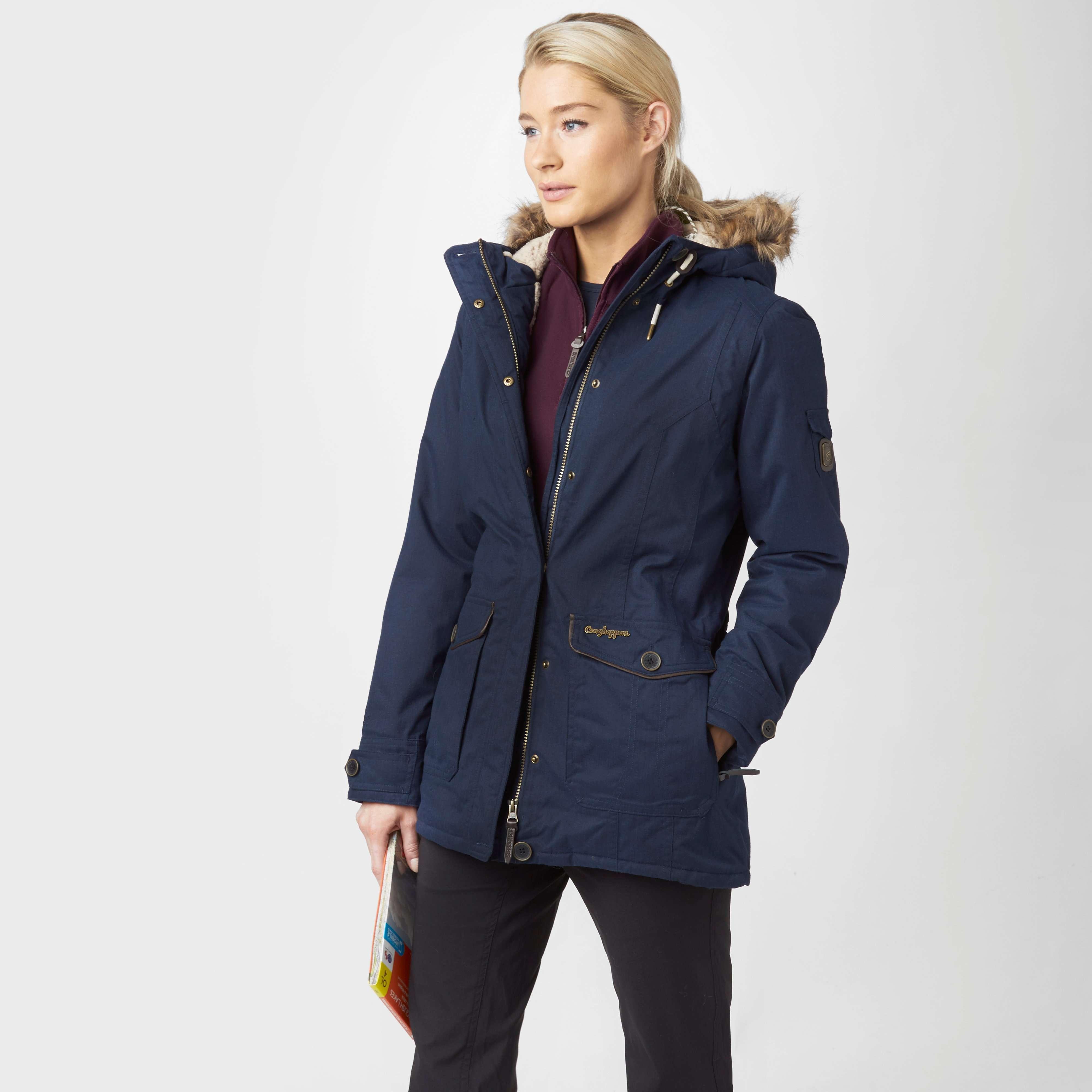 CRAGHOPPERS Women's Burley Waterproof Jacket