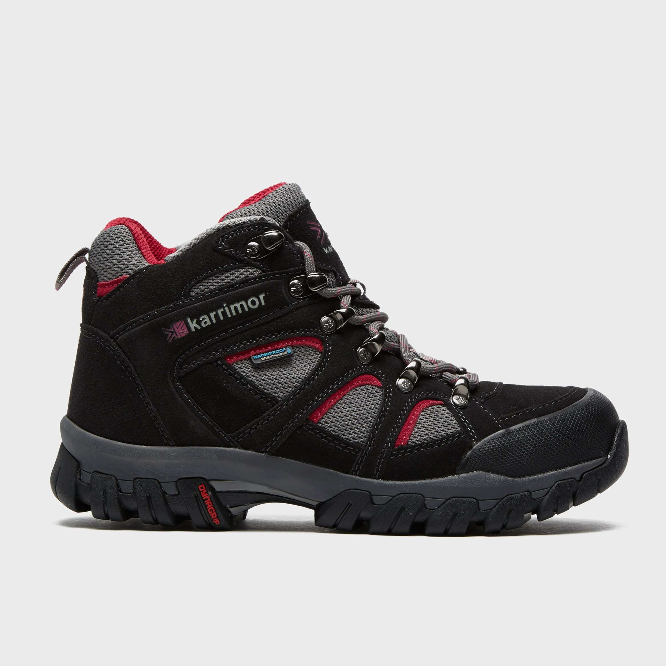 KARRIMOR Women's Bodmin IV Mid Waterproof Walking Boot