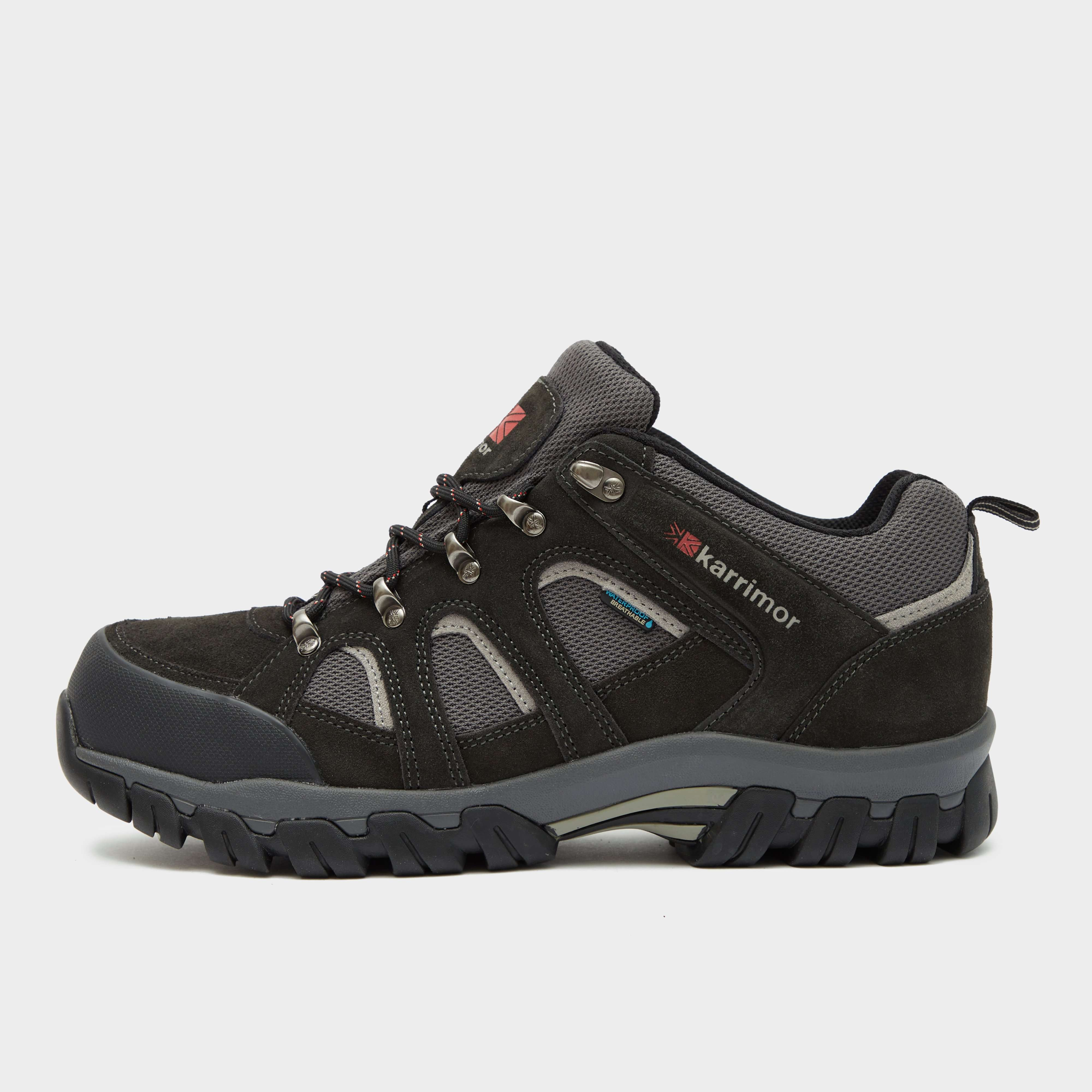KARRIMOR Men's Bodmin IV Low Walking Shoe