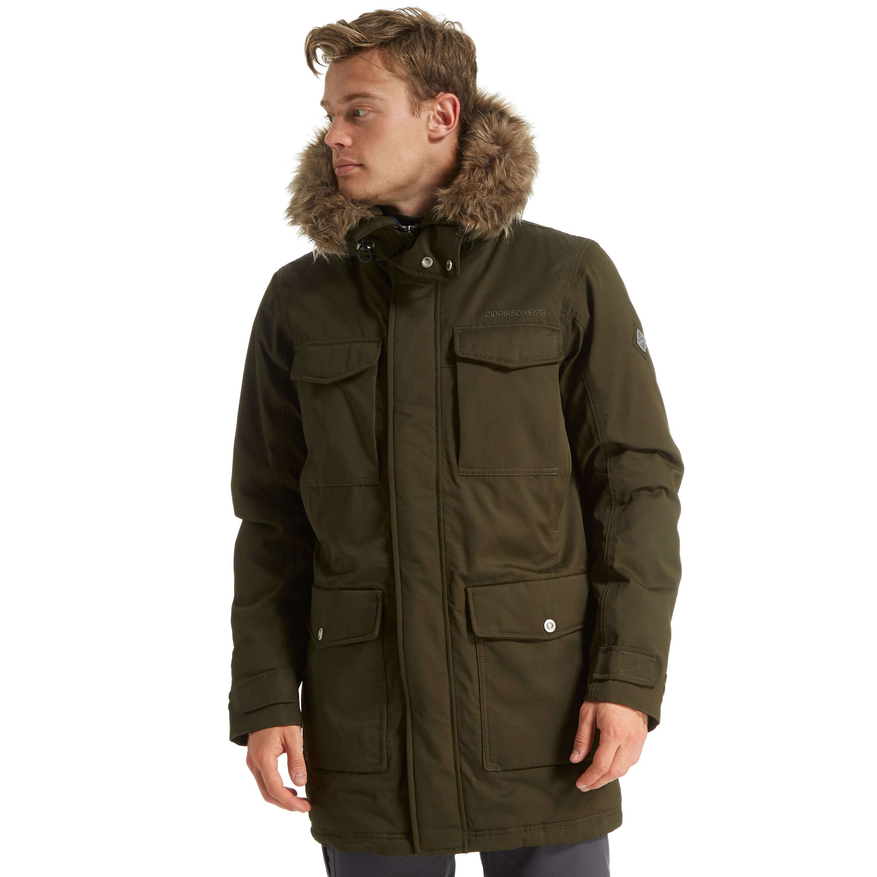 DIDRIKSONS Men's Shelter Parka