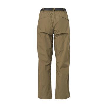 Khaki HI-GEAR Women's Nebraska II Trousers (Regular)