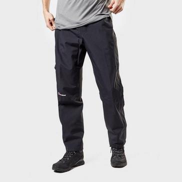 Black Berghaus Men's Maitland GORE-TEX® Overtrousers (Short)