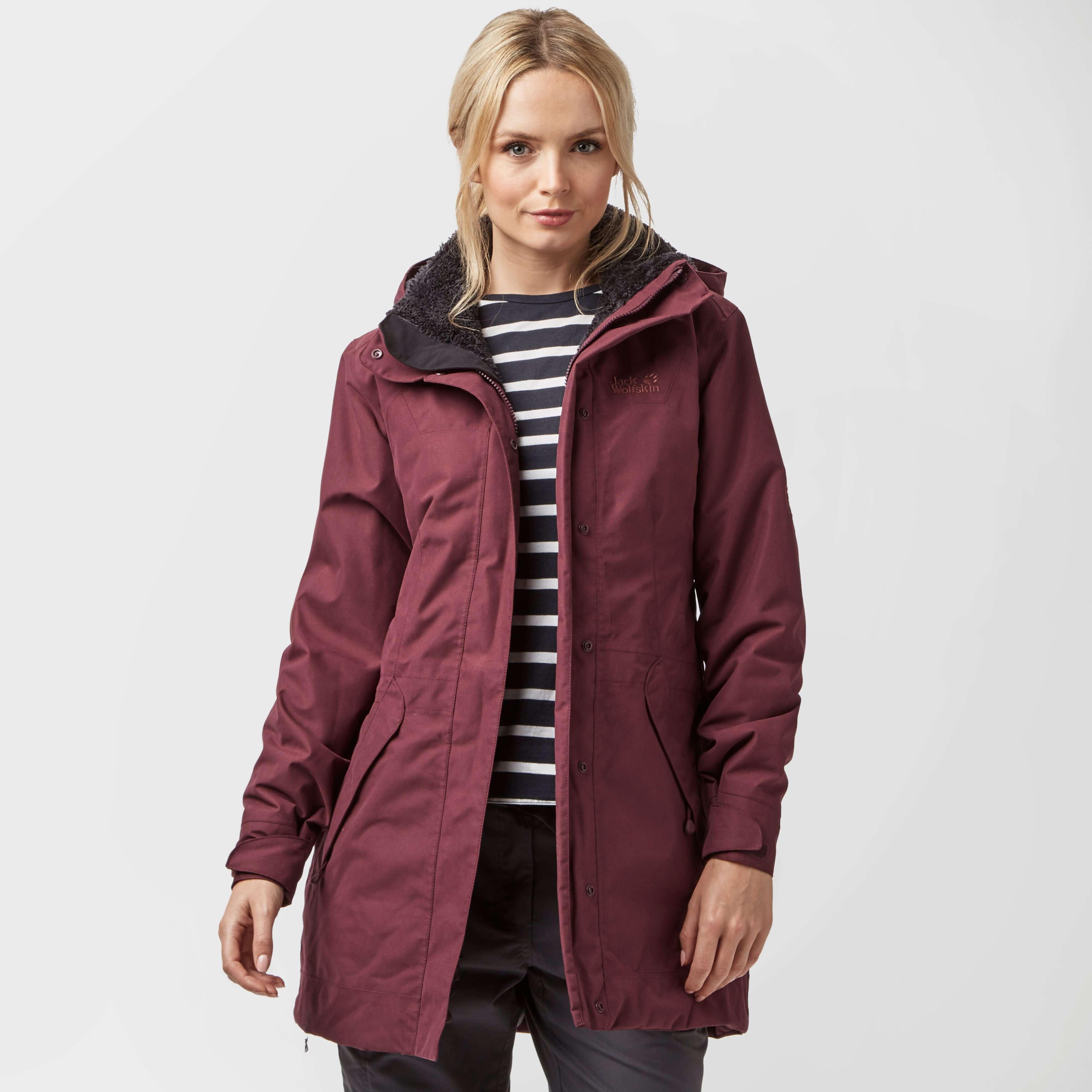 JACK WOLFSKIN Women's 5th Avenue Coat