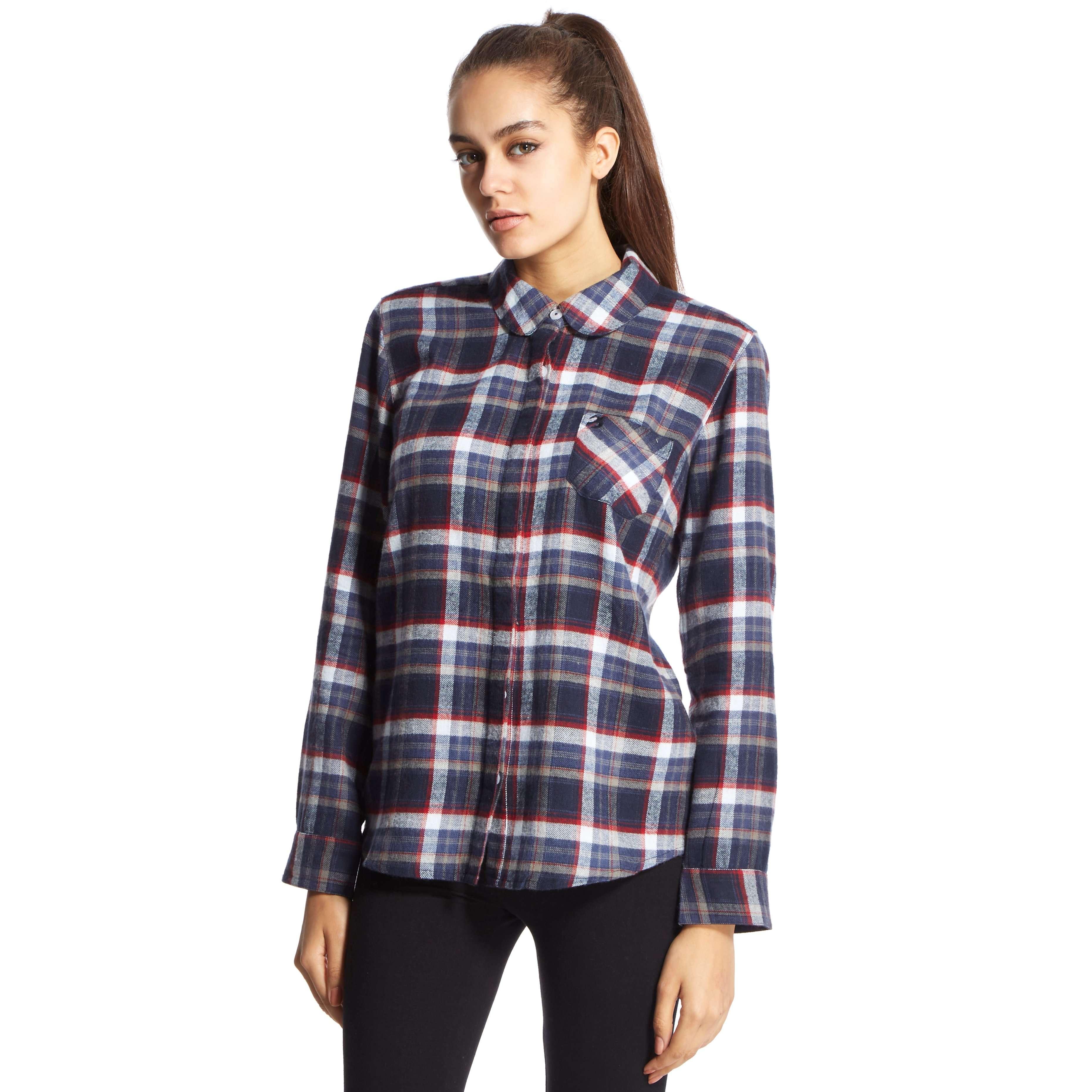 BRAKEBURN Women's Check Shirt