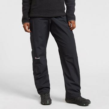 Black Berghaus Women's Maitland GORE-TEX® Waterproof Trousers (Regular)