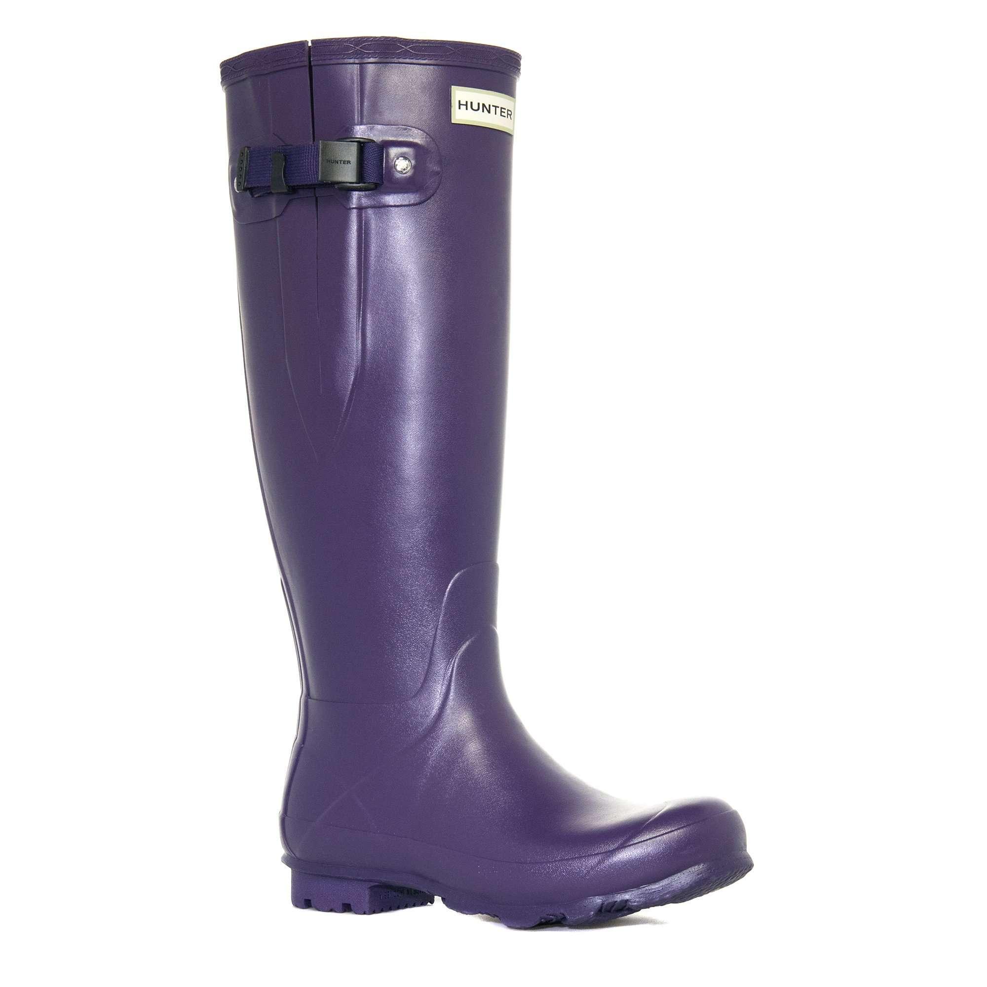HUNTER Women's Norris Field Adjustable Wellington Boot