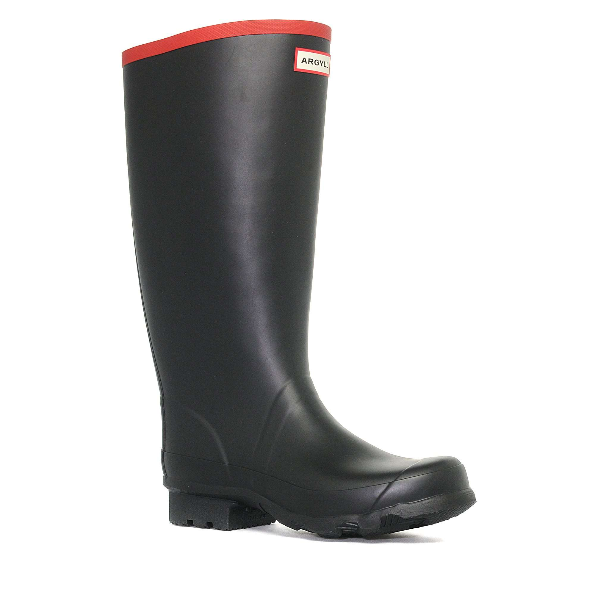 HUNTER Unisex Argyll Full Knee Wellington Boot