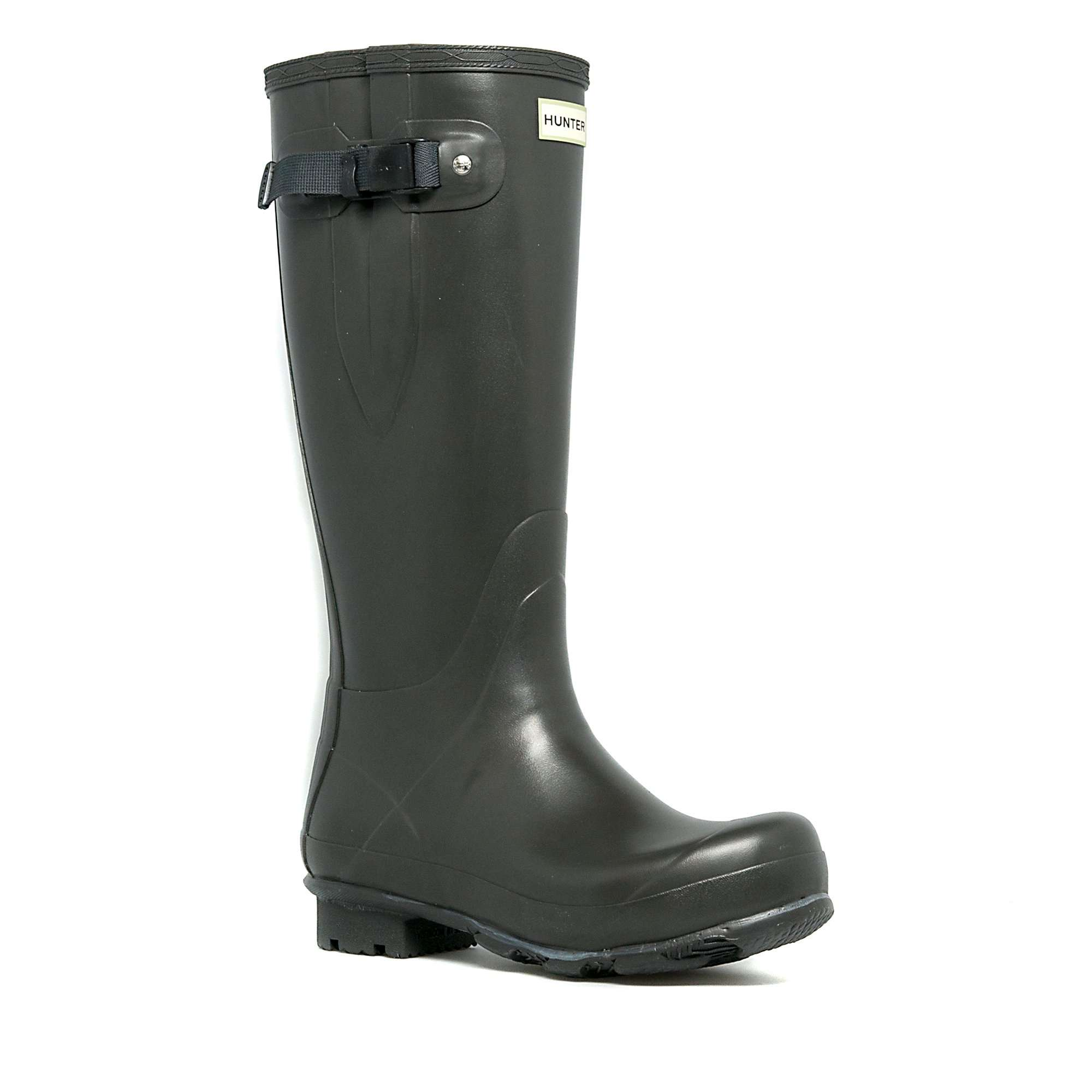 HUNTER Men's Norris Field Adjustable Wellington Boot