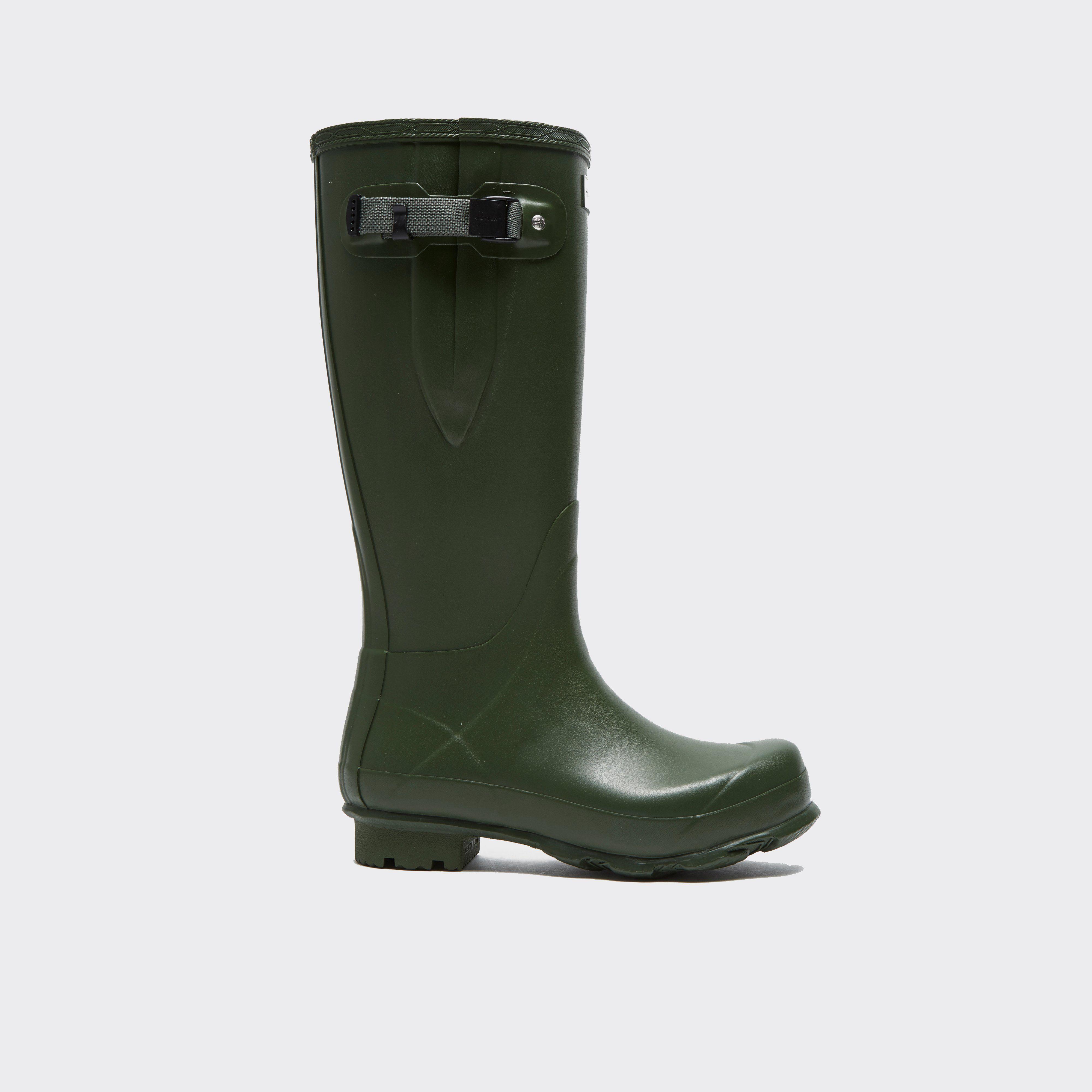 HUNTER Men's Norris Field Adjustable Wellington Boot