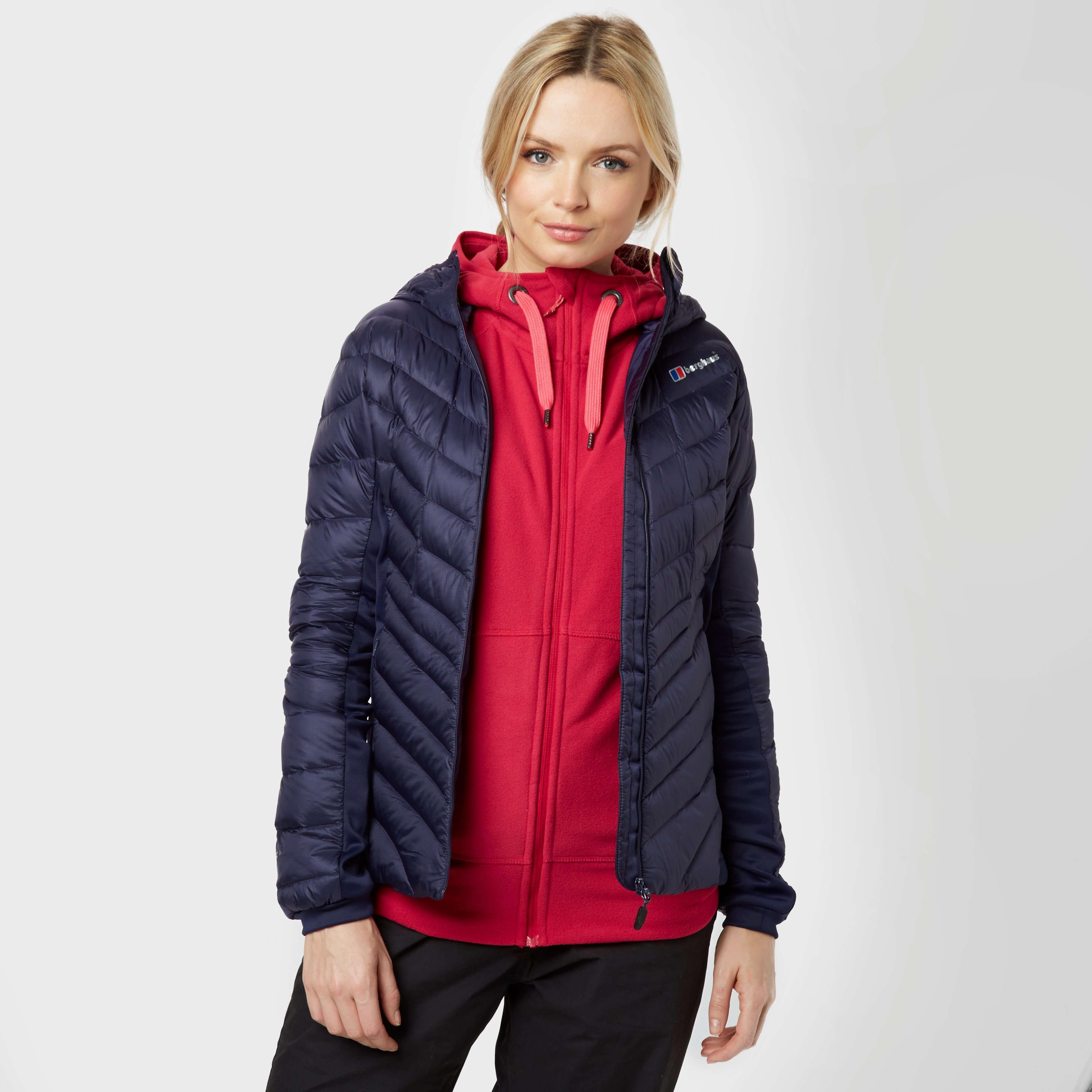 BERGHAUS Women's Scafell Hydrodown Hooded Jacket