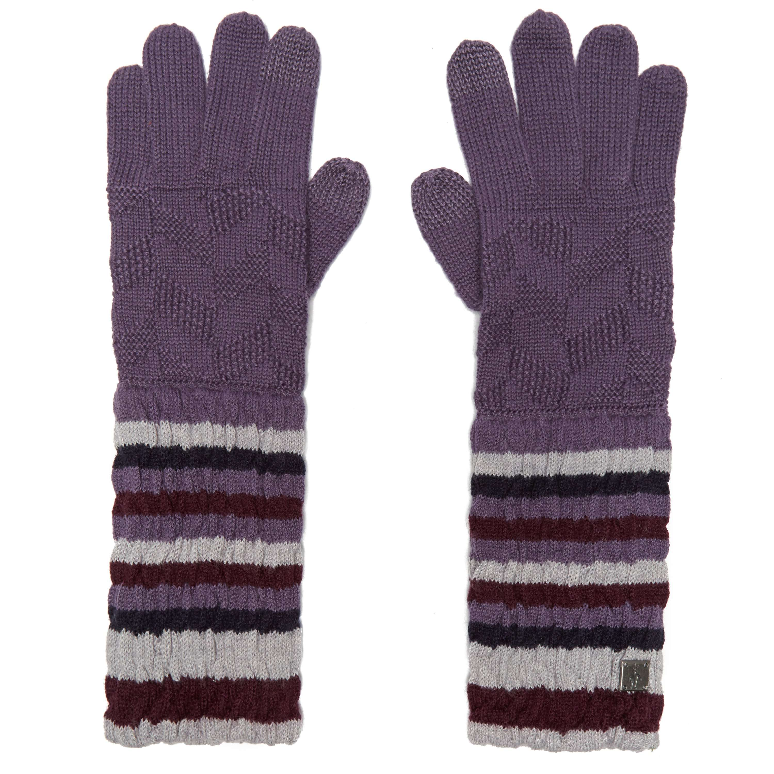SMARTWOOL Women's Chevron Gloves