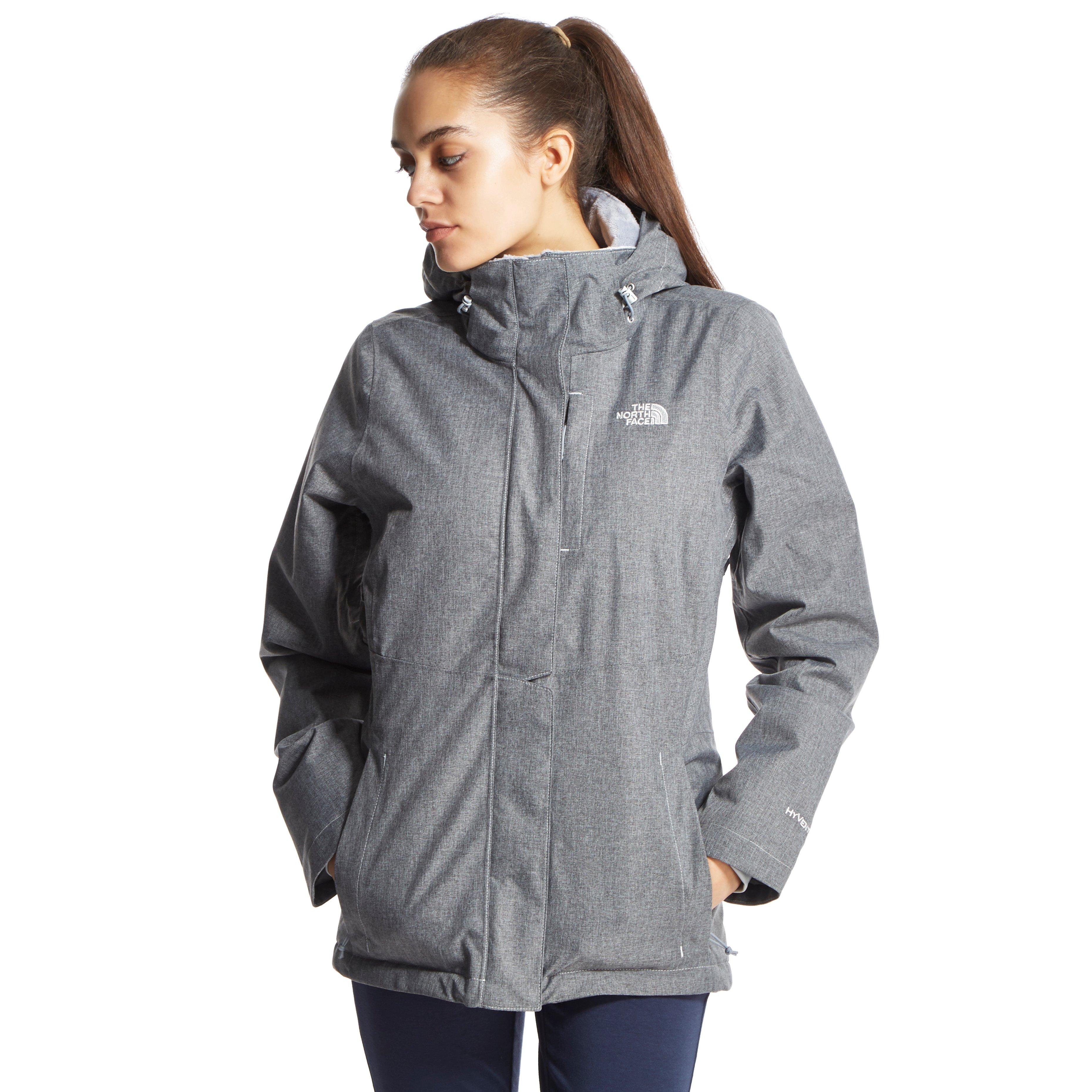 The north face xxl womens jackets