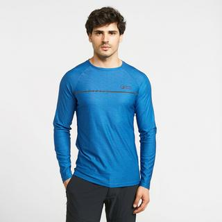 Men's Pave Active LS Top