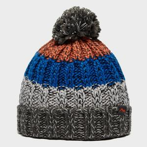 PETER STORM Boy's Striped Bobble Beanie