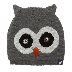 PETER STORM Girl's Owl Beanie