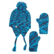 Boy's Hat and Glove Set
