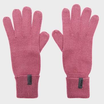 68d2c1378 Pink BARTS Women's Knit Gloves