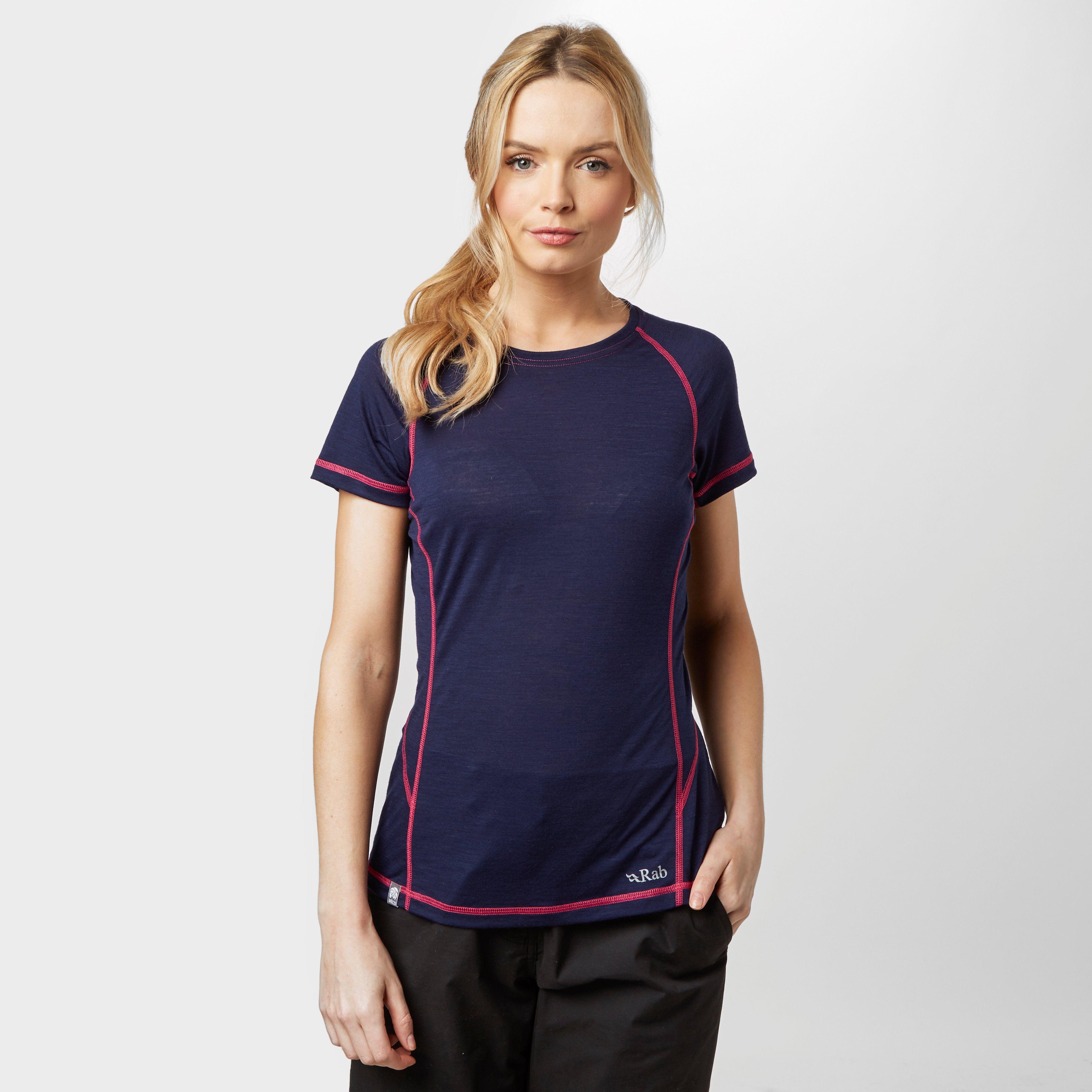RAB Women's Meco™ 120 Short Sleeve Tee