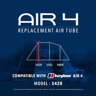 Air 4 Tent Replacement Air Tube - 542R