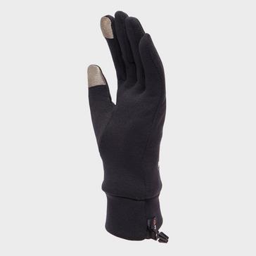 Black Berghaus Touch Screen Gloves